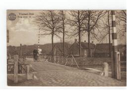 Viersel-Dijk  Brug Over De Vaart 1908 - Zandhoven