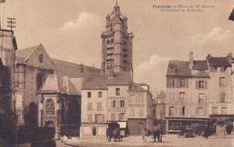 Val-d'Oise - Pontoise - Place Du Gd. Martroy - Le Clocher De St-Maclou - Pontoise