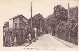 Val-d'Oise - Le Plessis-Boussard - Entrée Du Pays - Le Plessis Bouchard