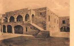 Greece Rodi Palazzo D'Alvernie Restaurato Palace Stairs Postcard - Grèce