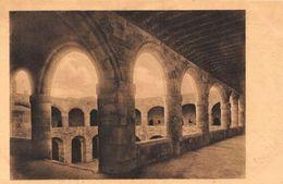 Greece Rodi Ospedale Dei Cavalieri E Museum Loggiato Superiore Museum Postcard - Grèce