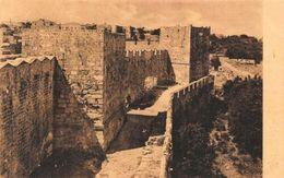 Greece Rodi Mura E Torri Del Collachio Towers Wall Postcard - Grèce