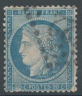 Lot N°46808  N°37, Oblit GC - 1870 Siege Of Paris