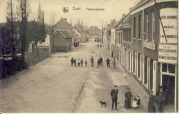 Doel Beveren-Waas Pastoorijstraat 1916 - Beveren-Waas
