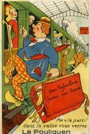 LE POULIGUEN CARTE A SYSTEME GABY N°13 - Le Pouliguen