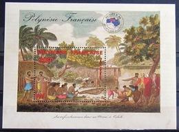 Polynésie Française                   B.F 10                          NEUF** - Blocks & Kleinbögen