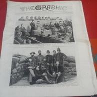 The Graphic N° 615 10 Septembre 1881 Empire Britannique Worcester,Afghanistan Abdur Rahman,Birmanie - Revues & Journaux