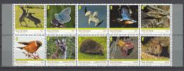Isle Of Man MNH** 2019 Stamp Bird Vogel Set Of 6 - 2019