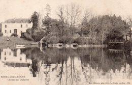 Bourg Sous La Roche : Château Des Oudairies - La Roche Sur Yon