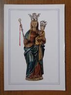 Lebbeke, Miraculeus Beeld Van Onze Lieve Vrouw Van Lebbeke --> Onbeschreven (rand Rechts Beetje Geschonden) - Lebbeke