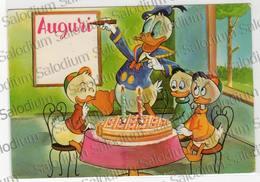 Paperino - Qui Quo Qua - Auguri - Walt Disney - Fumetti