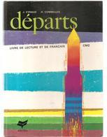 Scolaire Livre De Lecture Et De Français Pour CM2 De J. EYRAUD & H. COMBELLES - Livres, BD, Revues