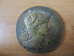 Médaille De L'Exposition Universelle De Paris 1889, D. Dupuis, TTB, Bronze - Frankrijk