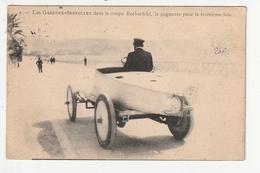 LES GARDNER SERPOLLET DANS LA COUPE ROTHSCHILD, LA GAGNANTE POUR LA TROISIEME FOIS - Cartes Postales