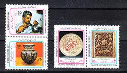 Iran - 1989. Artigiano Del Cuoio  E  Suoi Lavori Artistici.Leather Craftsman And His Artistic Works. MNH - Altri