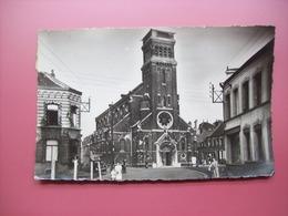 Carte Postale SM De Coudekerque-Branche: Eglise Du Sacré Coeur - Coudekerque Branche