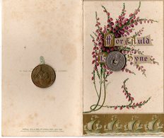 Christmas Cart - Edit Raphael Tuck Et Sons - Publishers By Appointment To Their Majesties The King And Queen Alexandra - Vieux Papiers