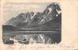 RAFTSUND NORDLAND NORGE NORWAY PHOTO 1903 POSTCARD 39619 - Norway