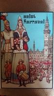 Aalst Carnaval Karnaval Folklore Stoet - Livres, BD, Revues
