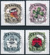 1691-1694 Mit ET-Vollstempel KALTBRUNN - Schweiz