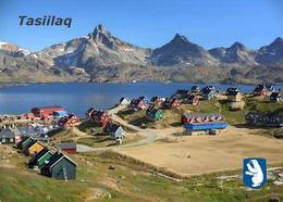 Greenland Tasiilaq View New Postcard Grönland AK - Greenland