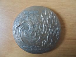 Médaille SGF (Société Générale De Fonderie), Bronze 1979 - Firma's
