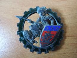 Insigne 1er Train - Landmacht