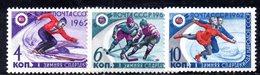 XP4156 - RUSSIA URSS 1962 , Unificato Serie    N.  2500/2502  ***  MNH - 1923-1991 URSS