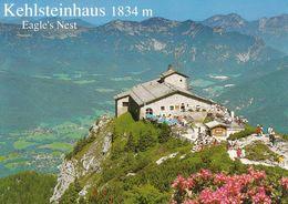 1 AK Germany Bayern * Das Kehlsteinhaus 1834 M In Berchtesgaden * - Berchtesgaden