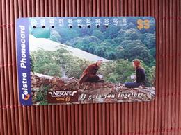 Phonecard Australia Used - Australie