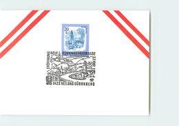 AUSTRIA - 5422  HEILBAD  DURRNBERG  -  PONTE - Ponti