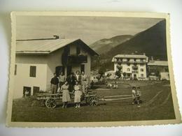 2  FOTO DA IDENTIFICARE LUOGO  PENSIONE LATEMAR  RIFUGIO ALPINO CAI  FOTOGRAFIA - Luoghi