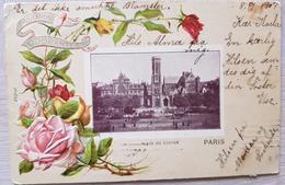 France Paris Place Du Louvre 1907 - France