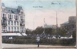 Germany Hamburg Altona 1909 Kaiser Platz - Deutschland