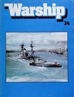 Warship N°34 - Books