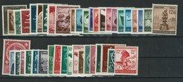 Deutsches Reich Michel Nr.: 864 - 906 Postfrisch (Jahrgang 1944 Komplett) - Unused Stamps