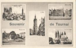Doornik - Tournai - Souvenir De Tournai - L'Edition Belge - Tournai