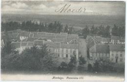 Scherpenheuvel - Montaigu - Panorama III - 1910 - Scherpenheuvel-Zichem