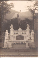 ASSCHE GEDENKTEKEN Gesneuvelden 1914/18 Fotokaart Naar NL  R 899 / D4 - Asse