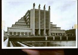 BRUXELLES     1935                                        ( Pas De Virement De Banque ) - Expositions Universelles