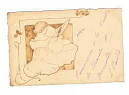 Illustrateur Inconnu - Art Nouveau - GRENOBLE, Fête De Charité 1904  (fr71) - Illustrateurs & Photographes