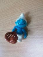 Kinder Ferrero Componibili - K.02 N.63 - Puffo Tennista - Montabili