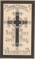 Hendrik Jozef Frans Du Bois-rosalie Maene-brugge 1831-1883 - Devotion Images