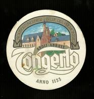 Sotto-boccale O Sottobicchiere - Tongerlo 3 - Birra - Beer Mats - Sousbocks - Bierdeckel - Coaster - Posavasos - Deckel - Sotto-boccale