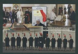 Palestinian Authority, 2018, Year Set Of 9 Issues; Stamps And Blocks, MNH. - Palestine