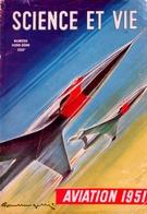 """Numéro Hors Série Science Et Vie """"Aviation 1951 - Aviation"""