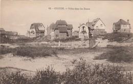 Koksijde  ,Coxyde , :   Villas Dans Les Dunes , N°  62 - Koksijde