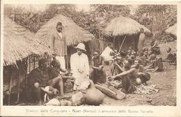 NYERI - MISSIONI DELLA CONSOLATA - FORMATO PICCOLO - VIAGGIATA 1943 - (rif. G14) - Kenia