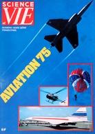 """Numéro Hors Série Science Et Vie """"Aviation 1975 - Aviation"""