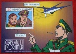 Blake & Mortimer Cartoon OBC N° 3283 112 (Mi 3332 Bl 96) 2004 POSTFRIS MNH ** BELGIE BELGIEN / BELGIUM - Belgien